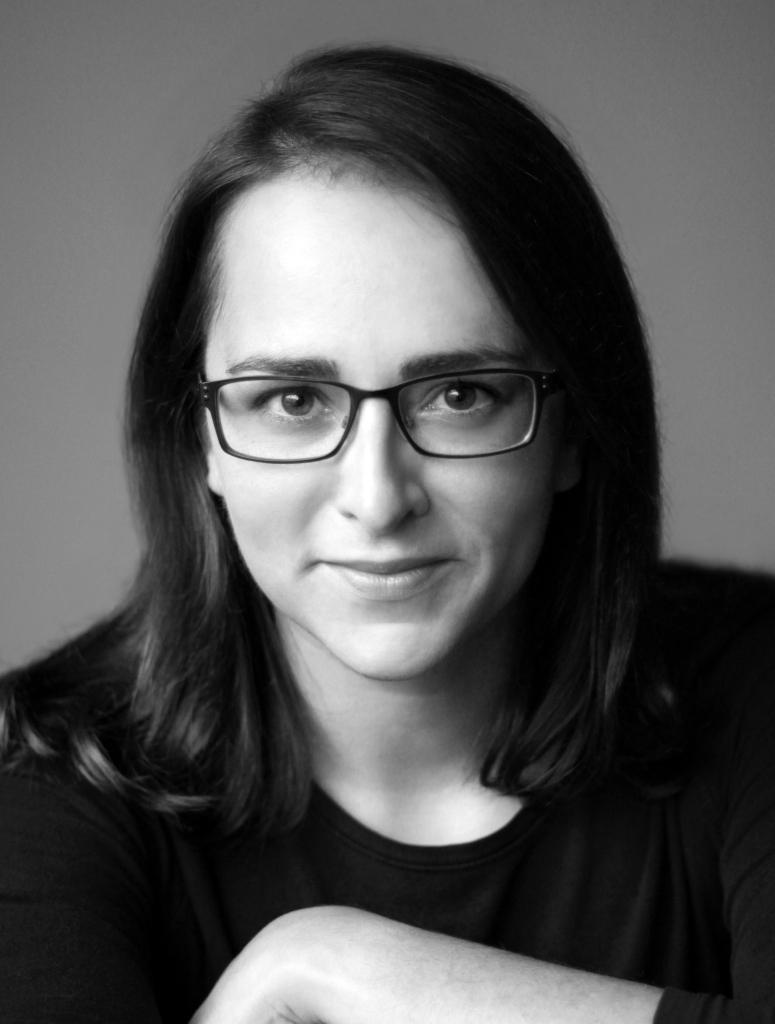 A headshot of Katherine Hambridge